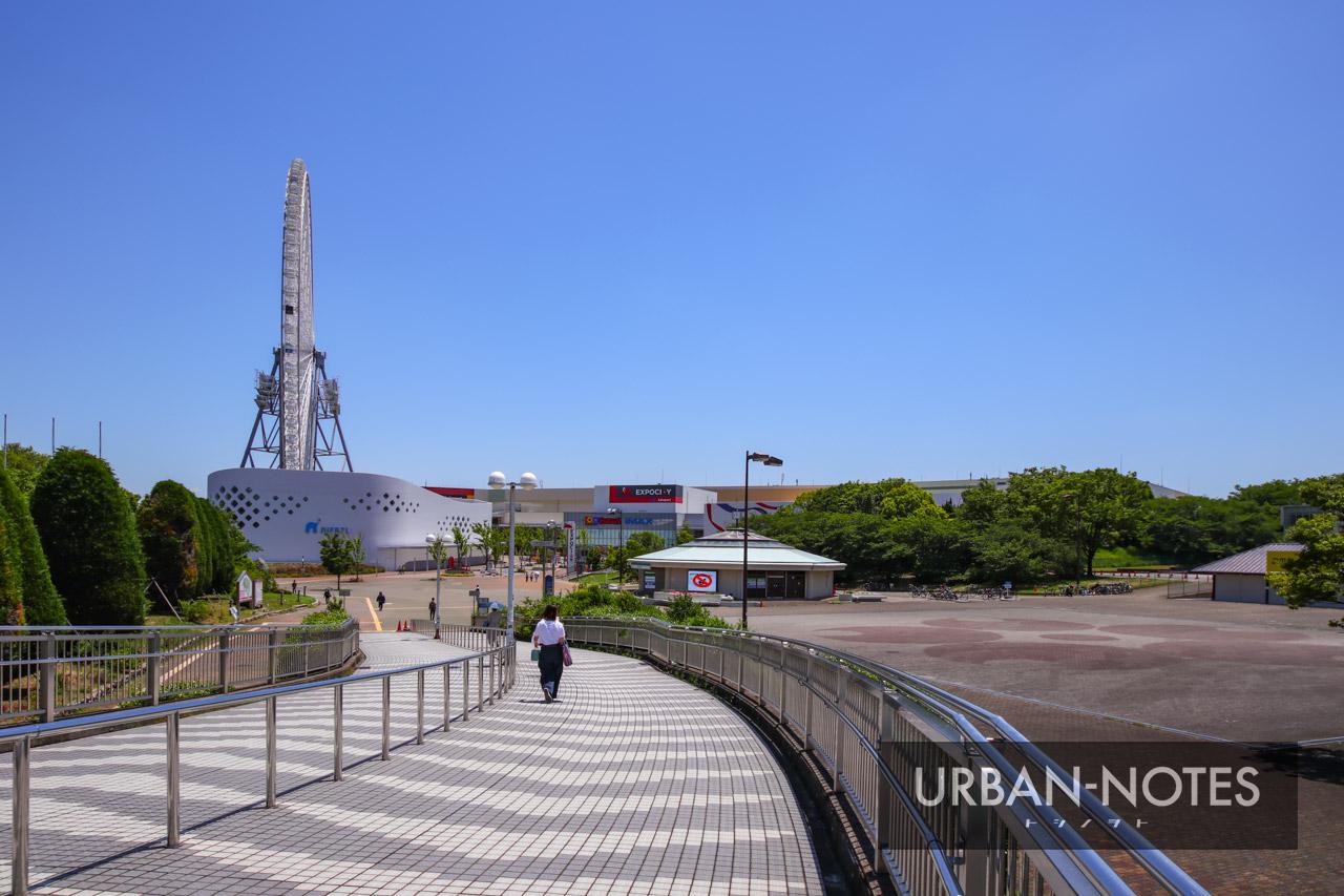 万博記念公園駅前周辺地区活性化事業 Ⅰ期 2021年6月 05