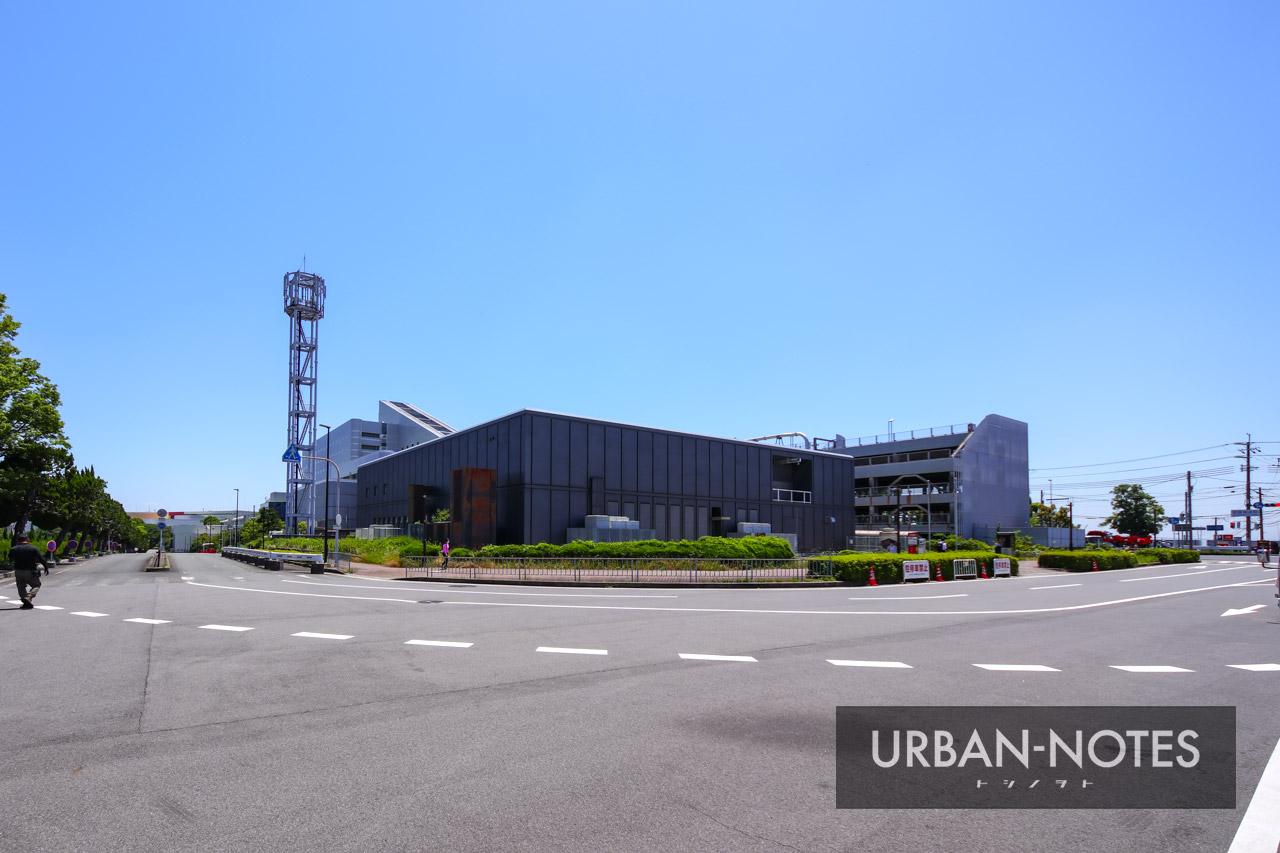 万博記念公園駅前周辺地区活性化事業 Ⅲ期 2021年6月 03