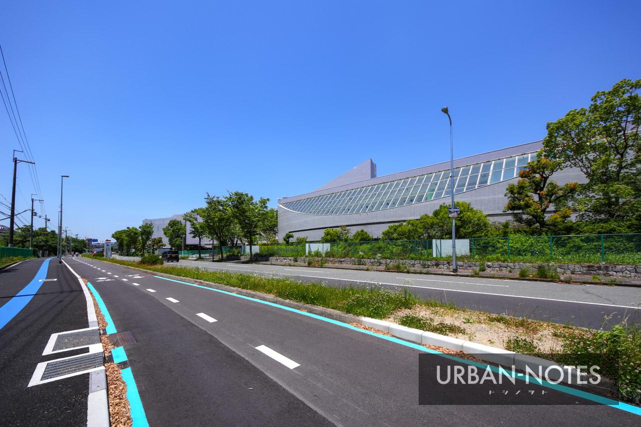 万博記念公園駅前周辺地区活性化事業 Ⅳ期 2021年6月 01