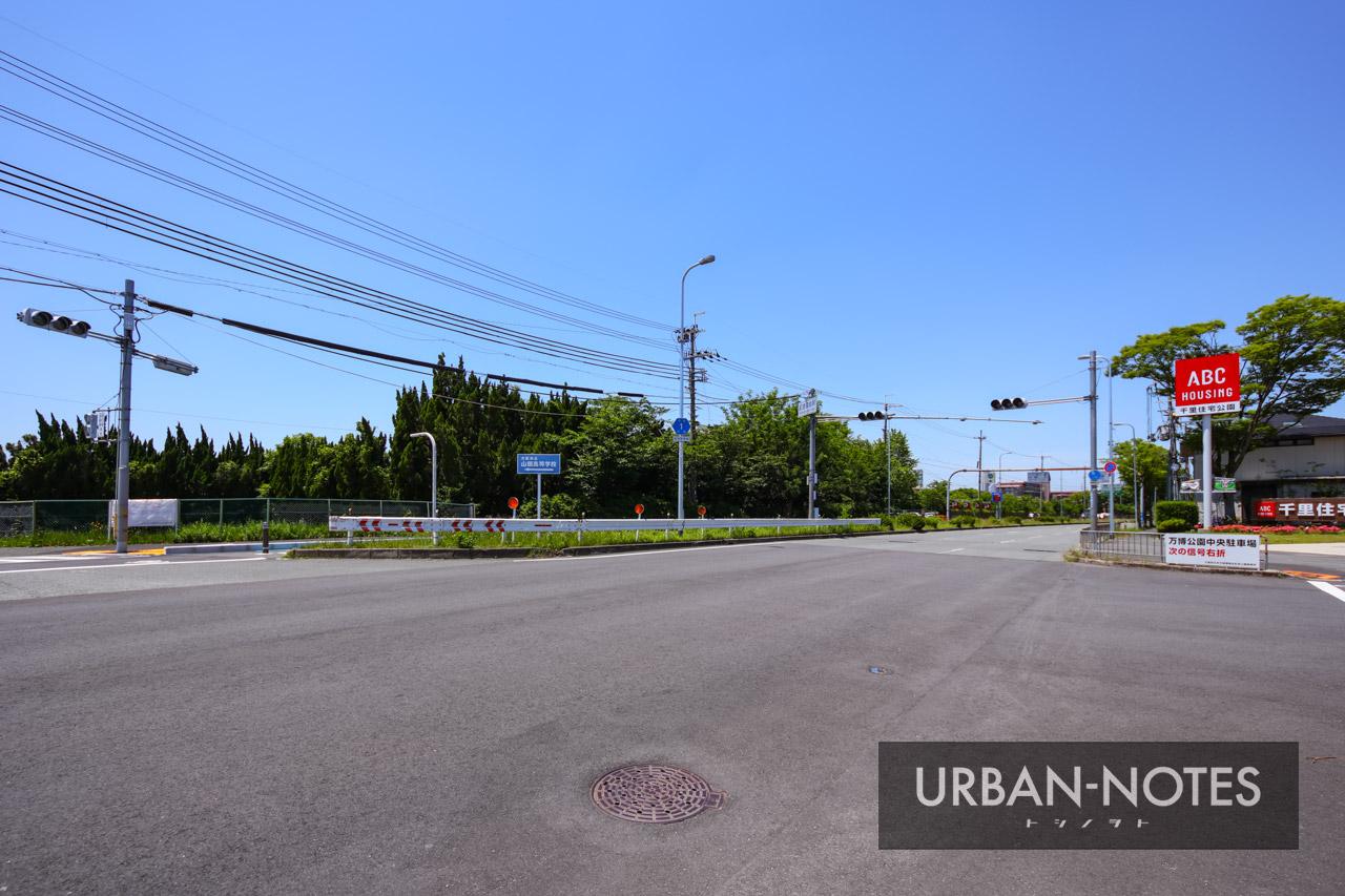 万博記念公園駅前周辺地区活性化事業 Ⅳ期 2021年6月 03