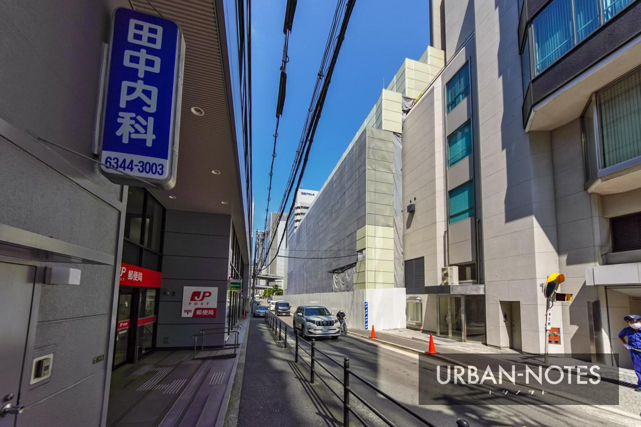 古河大阪ビル 本館・西館 解体工事 2021年7月 01