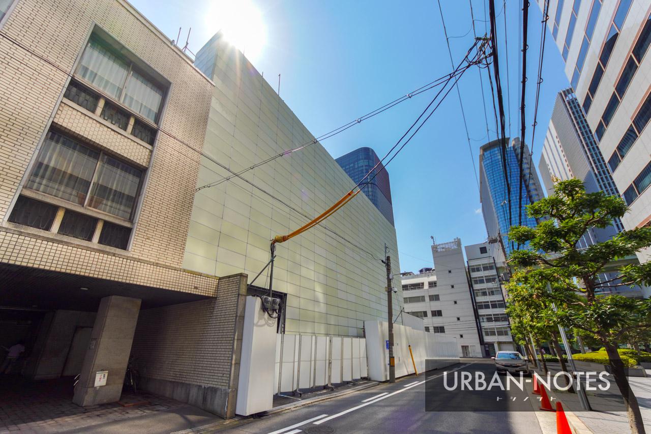 古河大阪ビル 本館・西館 解体工事 2021年7月 03