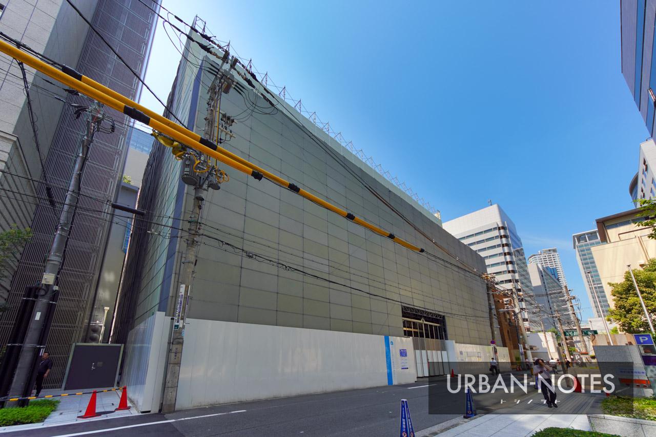古河大阪ビル 本館・西館 解体工事 2021年7月 04