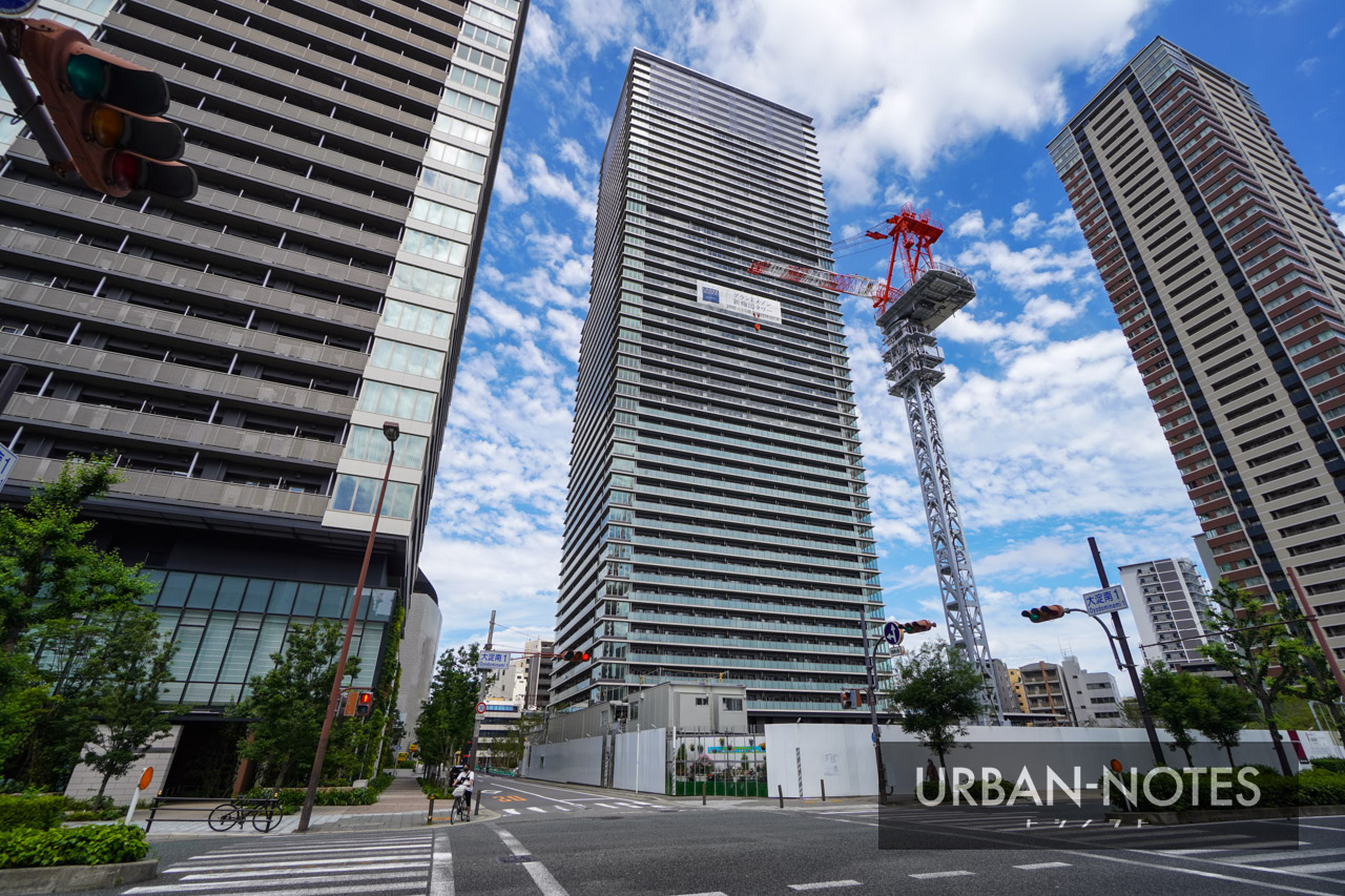 グランドメゾン新梅田タワー THE CLUB RESIDENCE 2021年6月 01