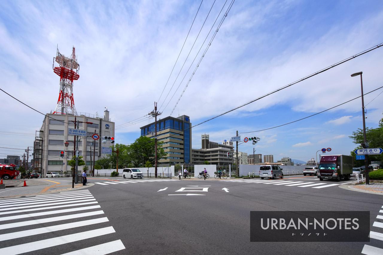 茨木市市民会館跡地エリア整備事業 2021年6月 01