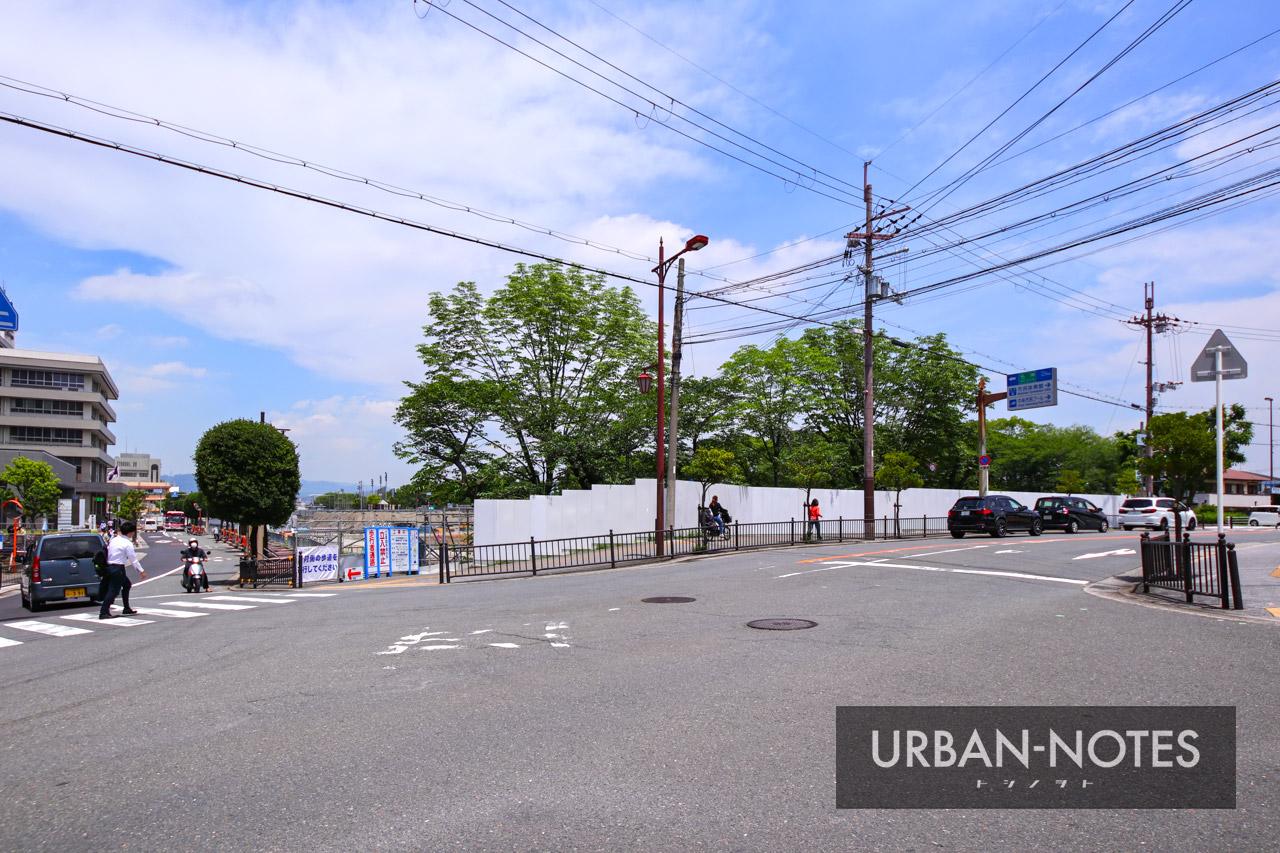 茨木市市民会館跡地エリア整備事業 2021年6月 02