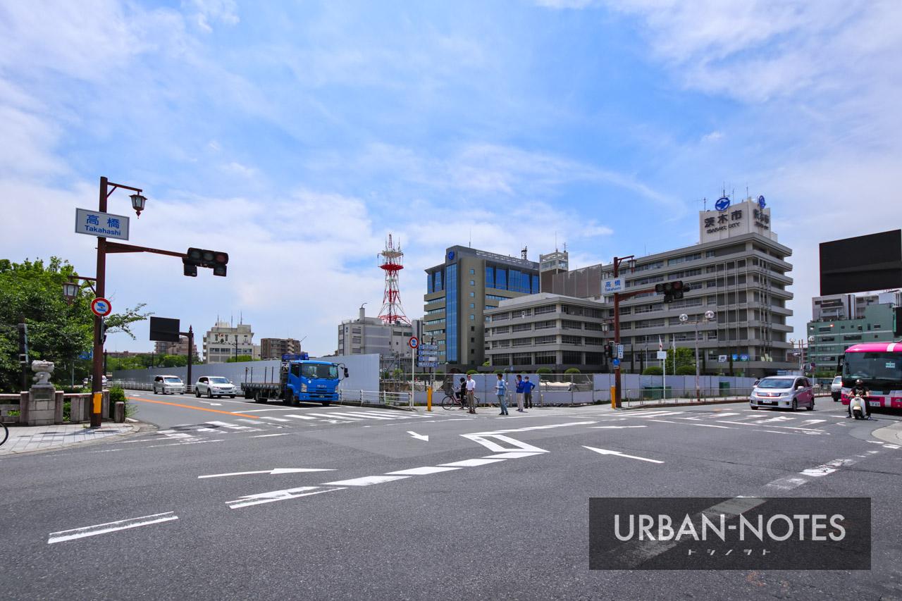 茨木市市民会館跡地エリア整備事業 2021年6月 05