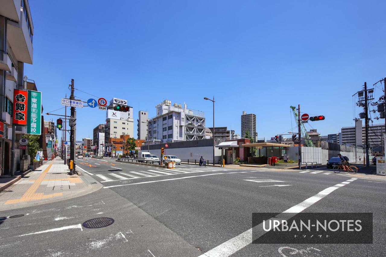 (仮称)Link City Moriguchi 守口市旧本庁舎等跡地活用事業 2021年6月 01