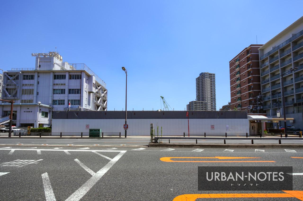 (仮称)Link City Moriguchi 守口市旧本庁舎等跡地活用事業 2021年6月 03