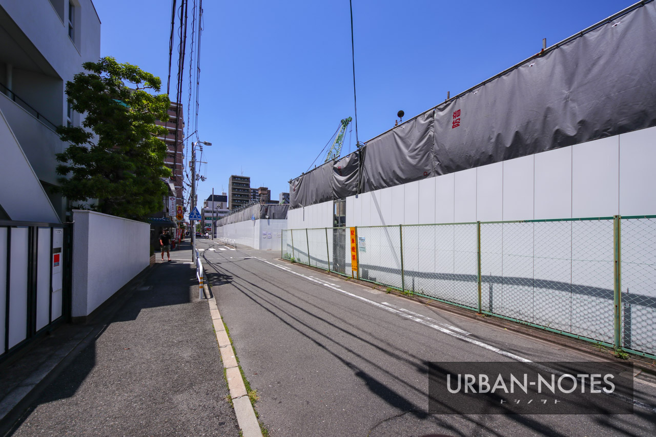 (仮称)Link City Moriguchi 守口市旧本庁舎等跡地活用事業 2021年6月 07