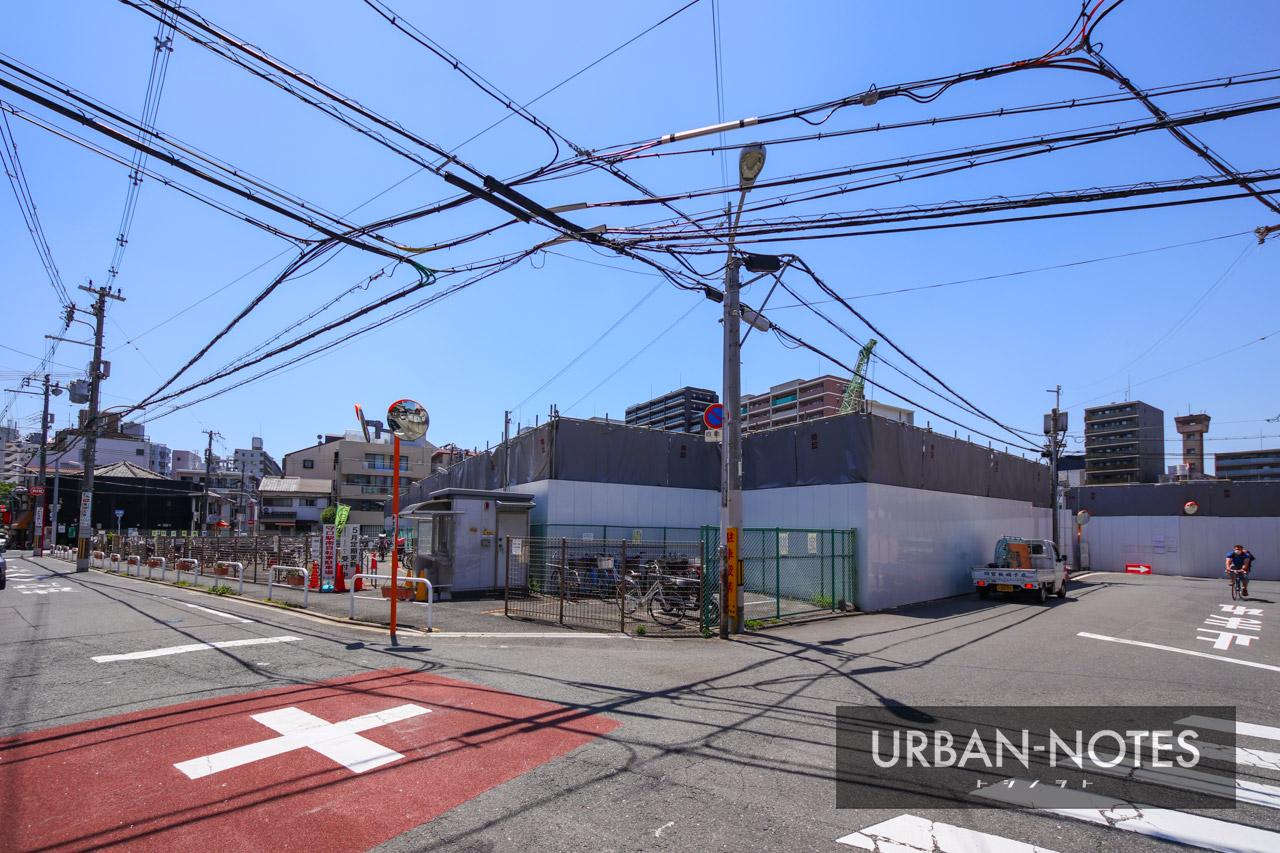 (仮称)Link City Moriguchi 守口市旧本庁舎等跡地活用事業 2021年6月 08