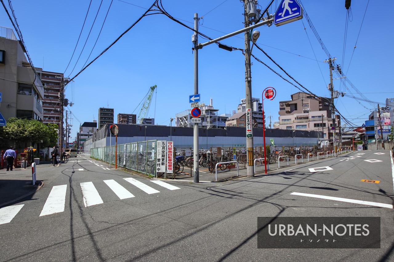 (仮称)Link City Moriguchi 守口市旧本庁舎等跡地活用事業 2021年6月 09