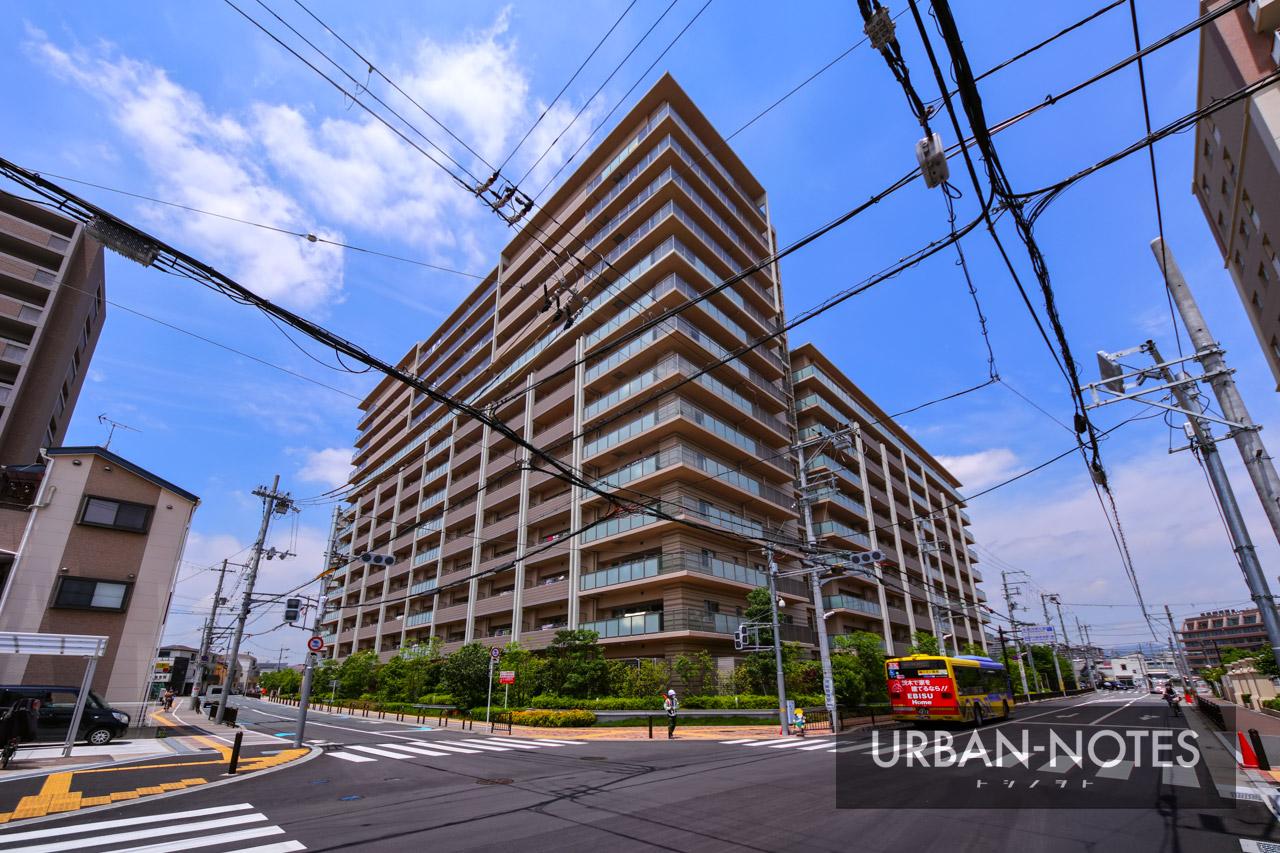ライオンズ茨木ニューシティA街区 2021年6月