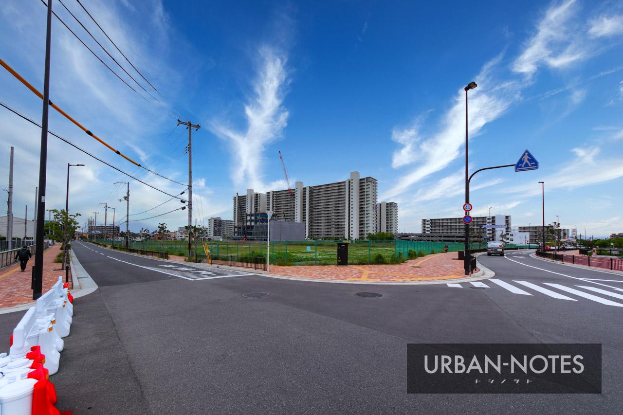 (仮称)ニプロ健都イノベーションパーク施設新築工事 2021年6月 02