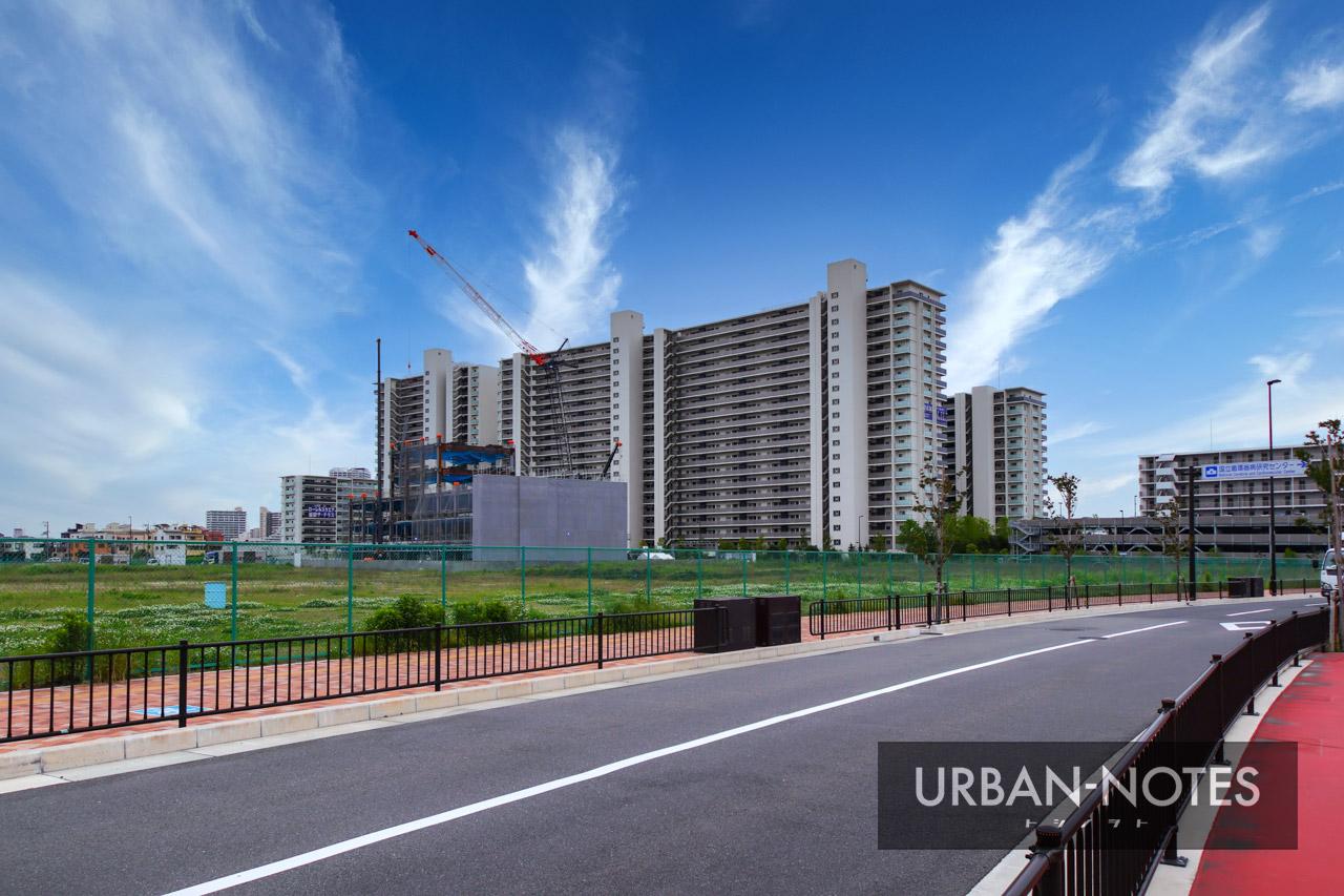 (仮称)ニプロ健都イノベーションパーク施設新築工事 2021年6月 03