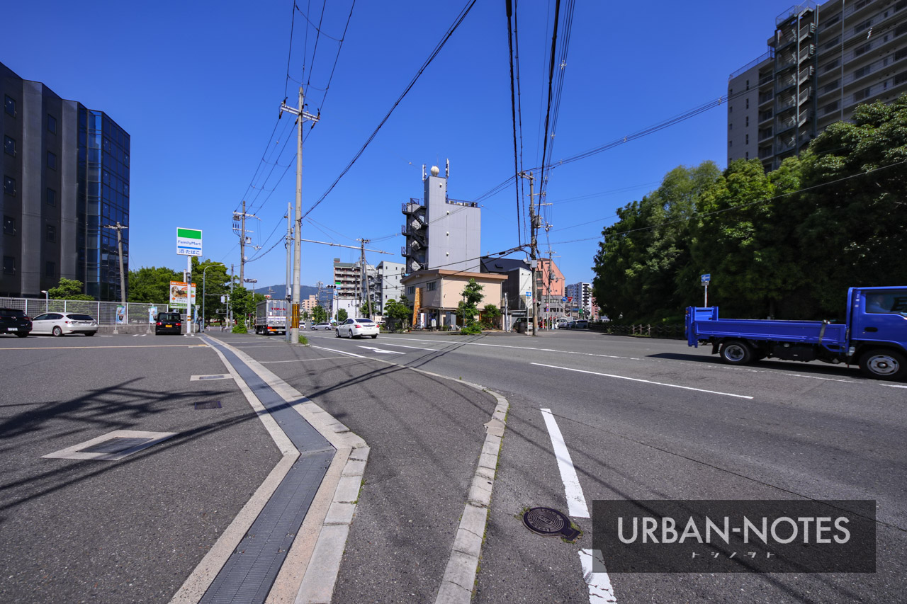 大阪モノレール延伸事業 (仮称)荒本駅 2021年6月 05