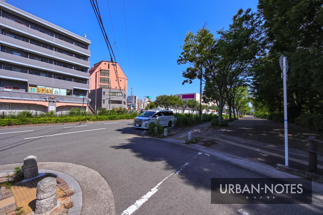 大阪モノレール延伸事業 (仮称)荒本駅 2021年6月 06
