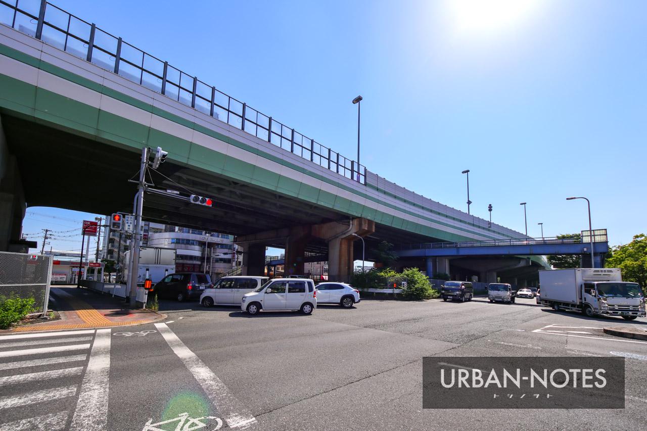 大阪モノレール延伸事業 (仮称)荒本駅 2021年6月 09