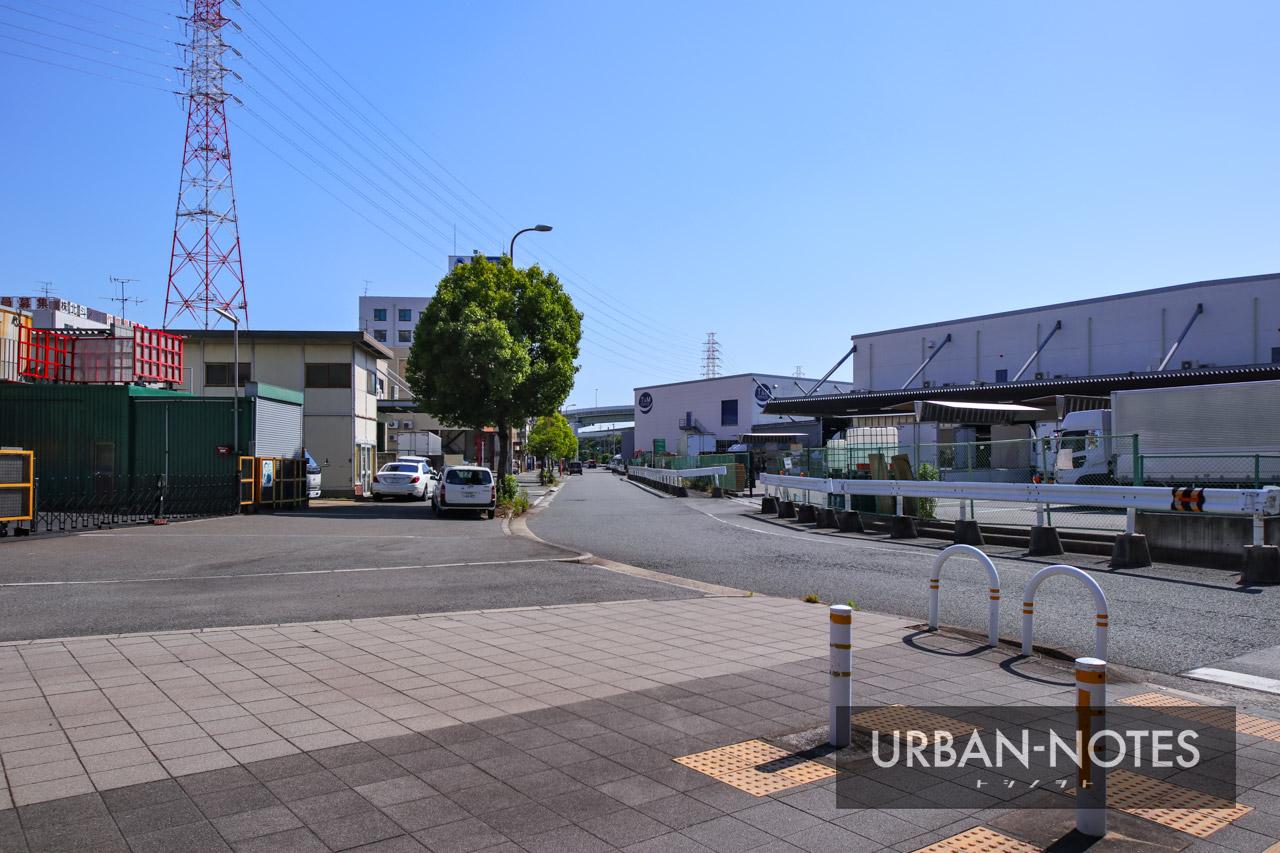 大阪モノレール延伸事業 (仮称)荒本駅 2021年6月 10