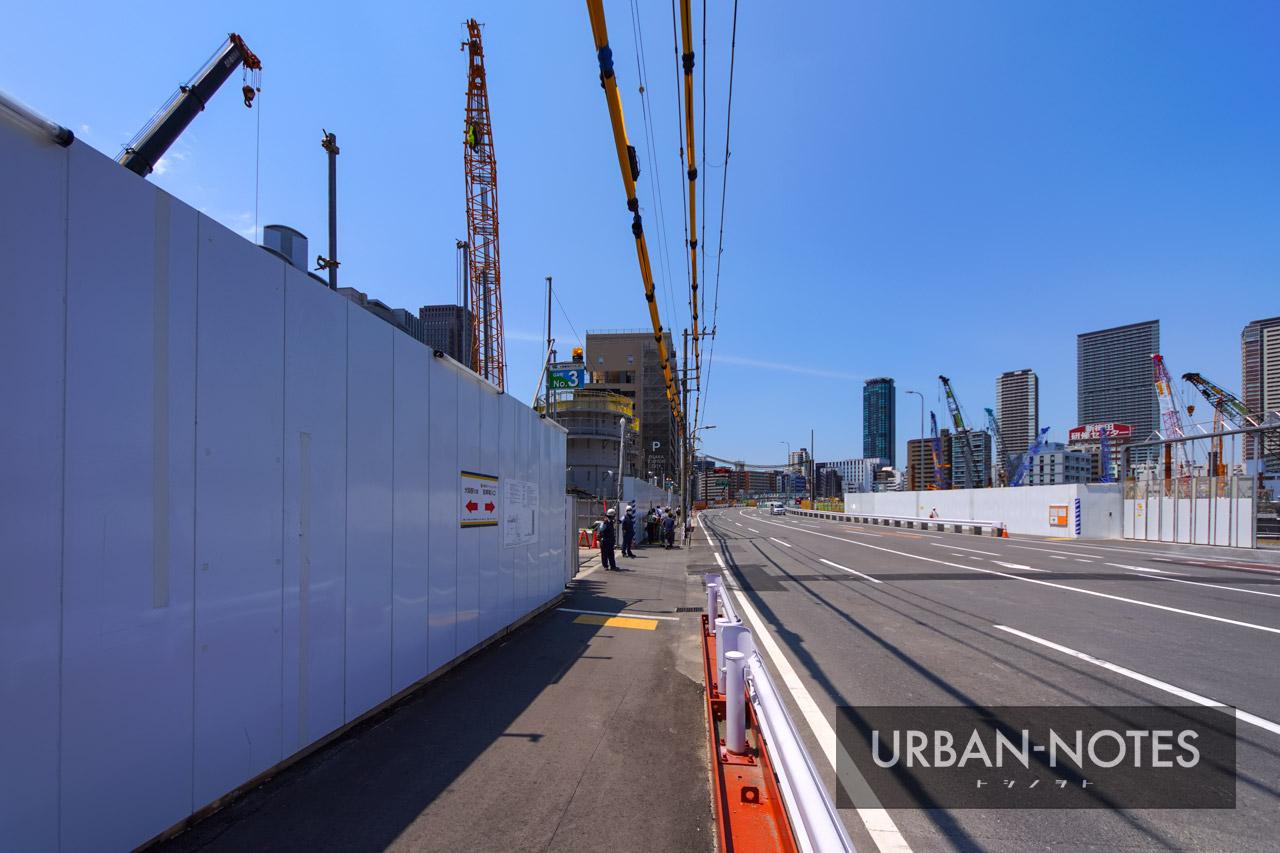 大阪駅西高架エリア開発 新駅ビル 2021年7月 02
