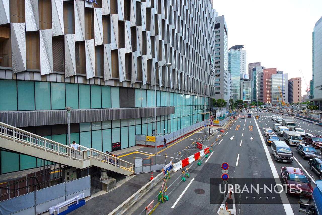 大阪梅田ツインタワーズ・サウス (梅田1丁目1番地計画) 2021年7月 04