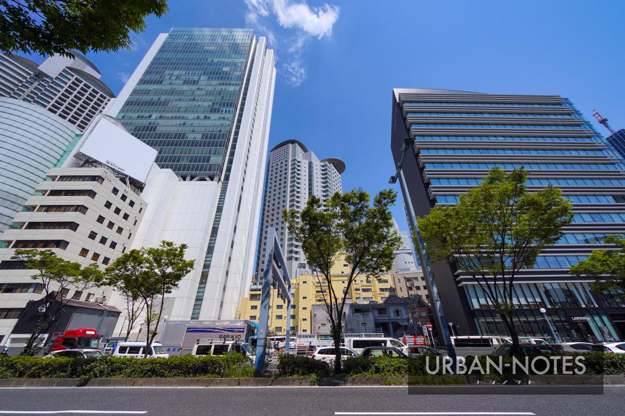 (仮称)大阪市北区梅田2丁目4-2開発 桜橋ボウル跡地 2021年7月 05