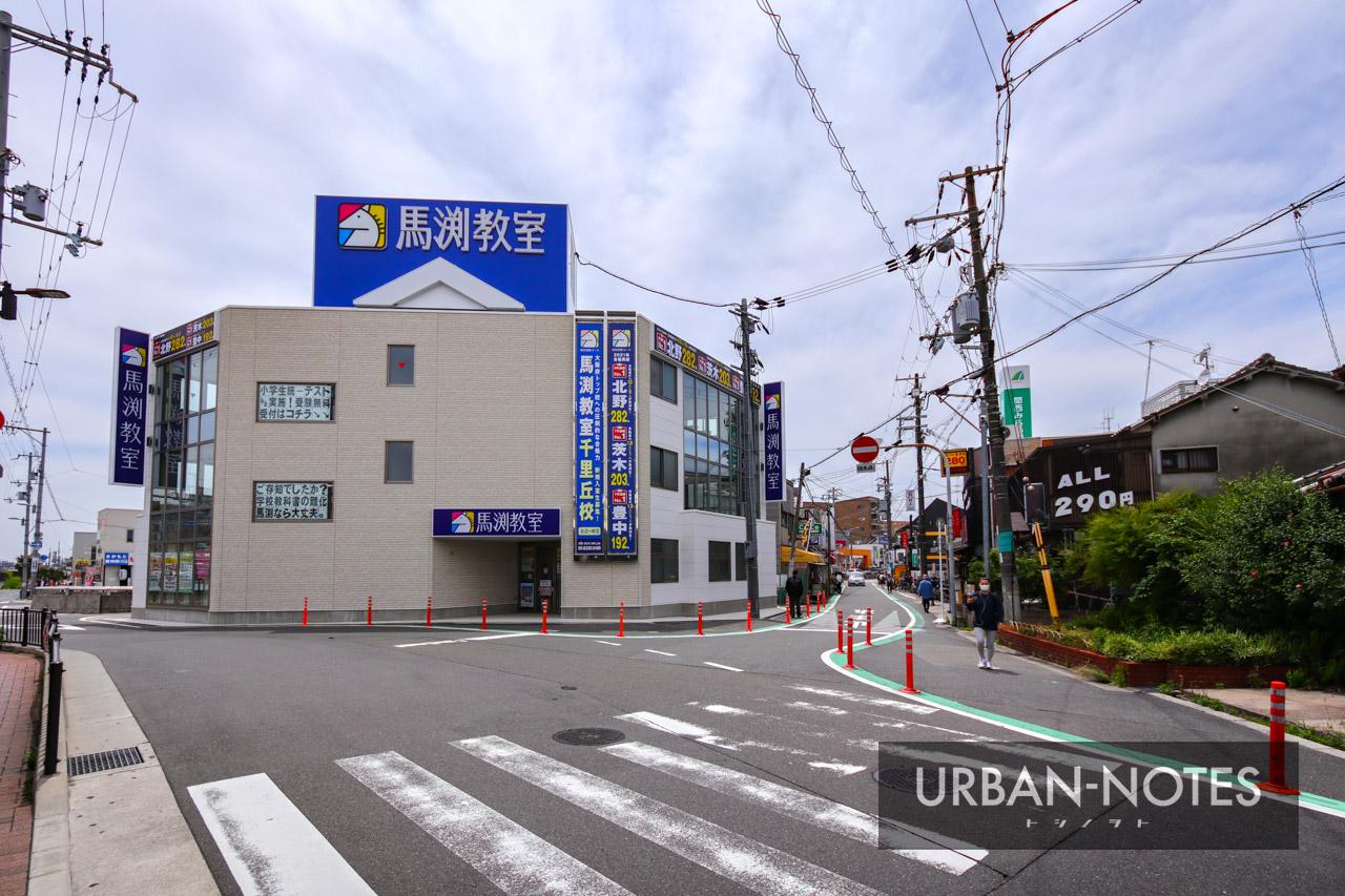 千里丘駅西地区市街地再開発事業 2021年6月 02