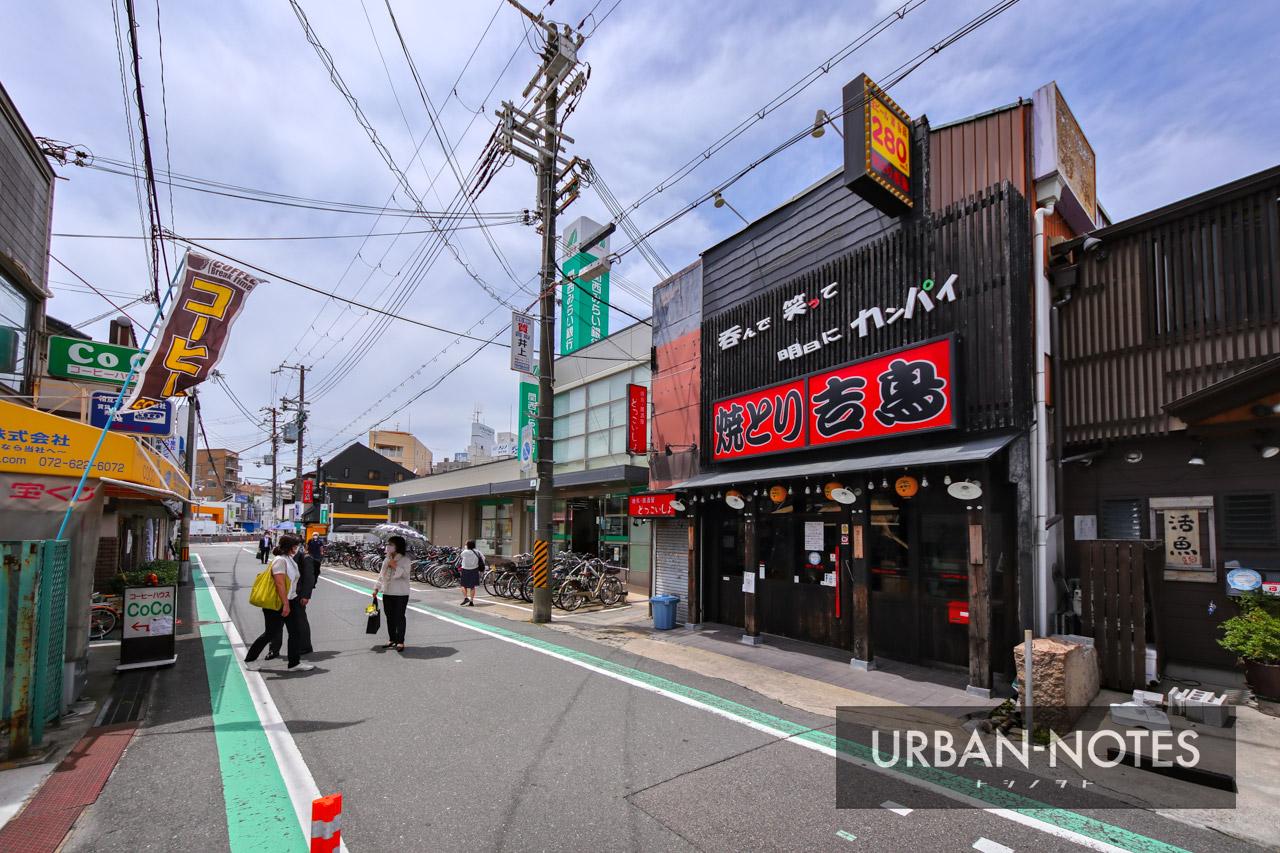 千里丘駅西地区市街地再開発事業 2021年6月 03