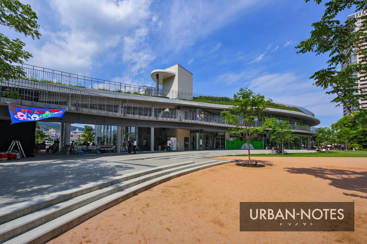 宝塚市立文化芸術センター (宝塚ガーデンフィールズ跡地) 2021年6月 02