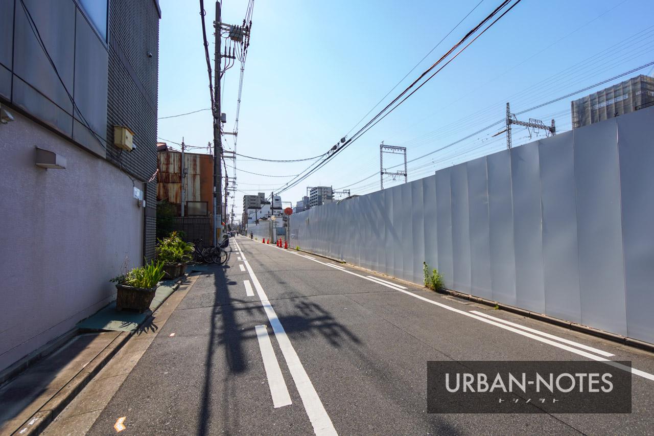 (仮称)東横イン東大阪新築工事 2021年6月 03