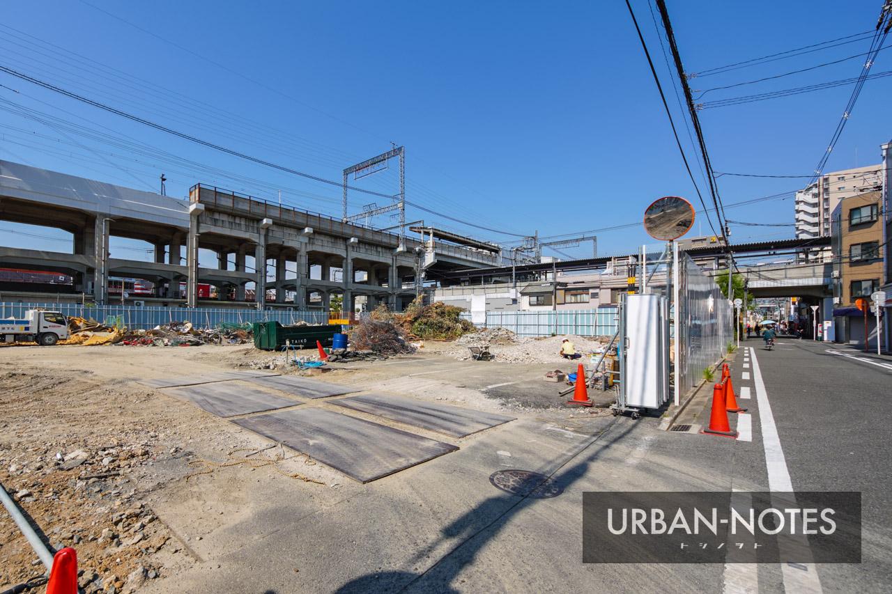 (仮称)東横イン東大阪新築工事 2021年6月 04