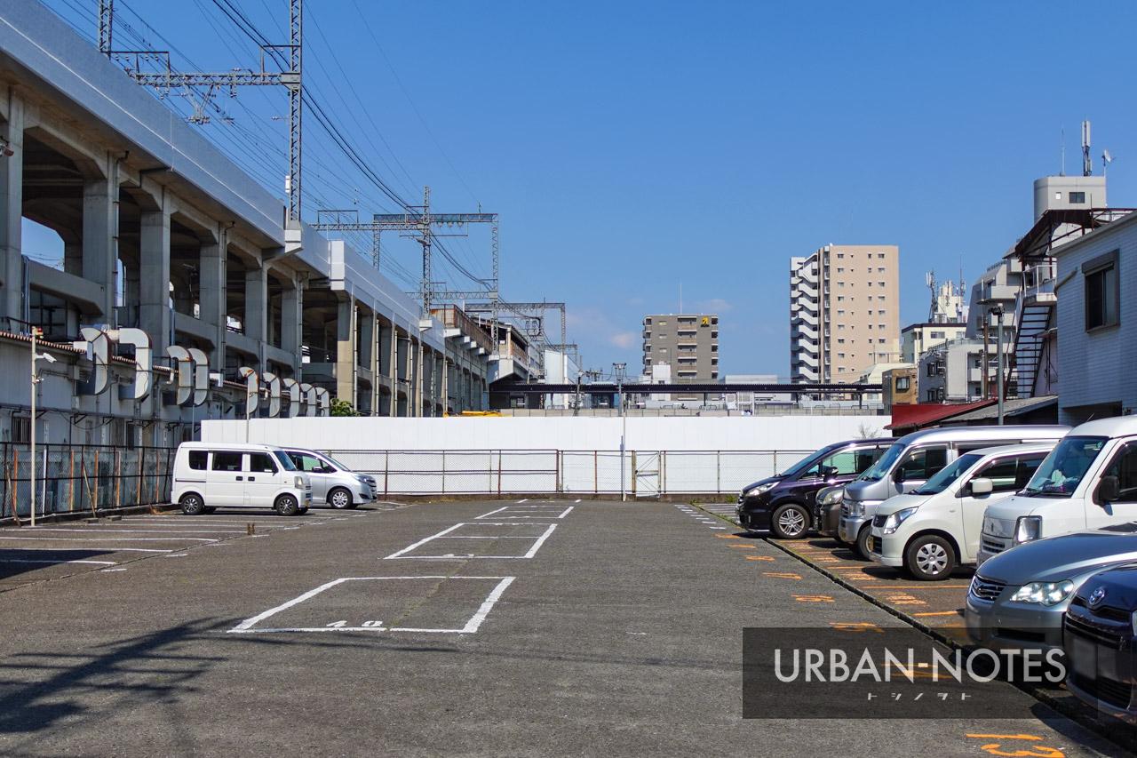(仮称)東横イン東大阪新築工事 2021年6月 06