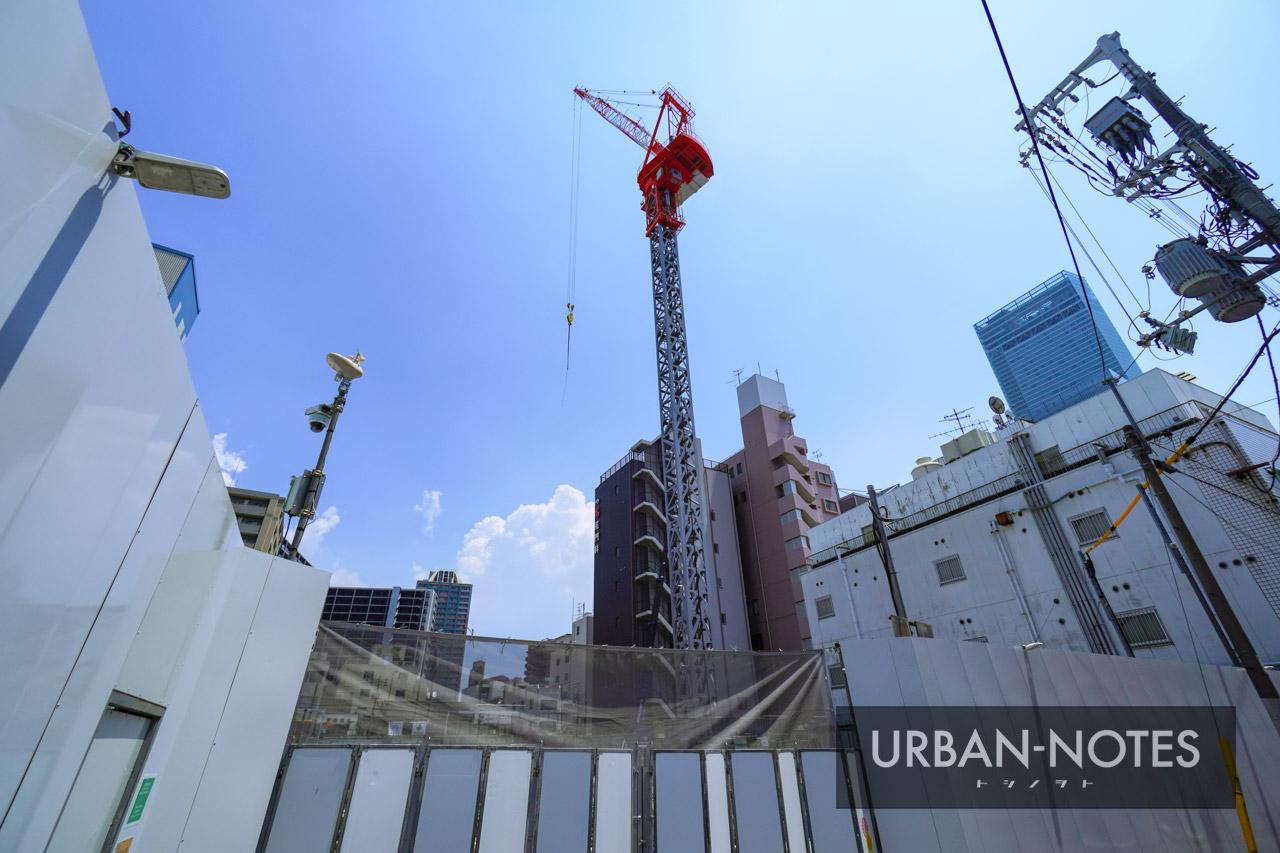 シティタワー天王寺 2021年8月 06