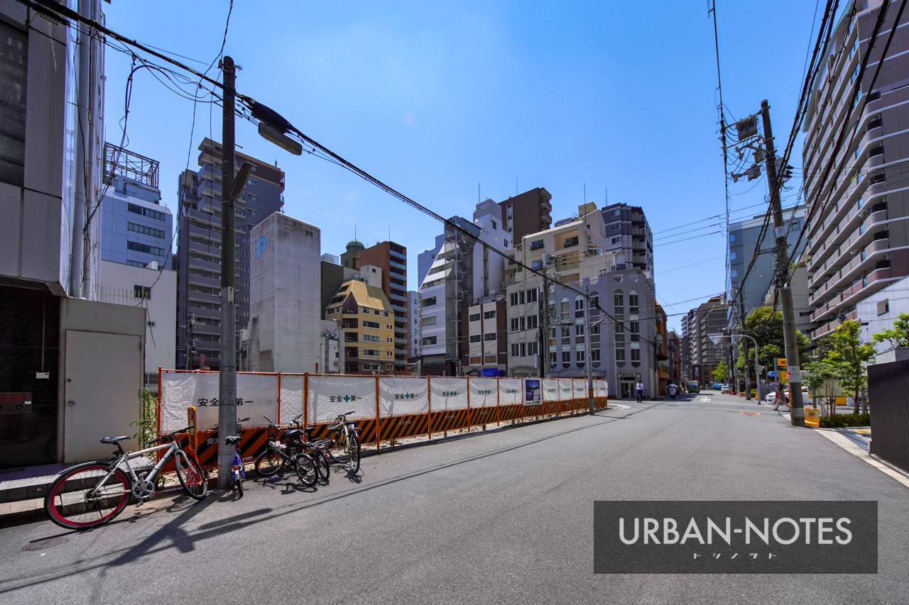 (仮称)大阪市西区西本町計画 新築工事 2021年8月 03