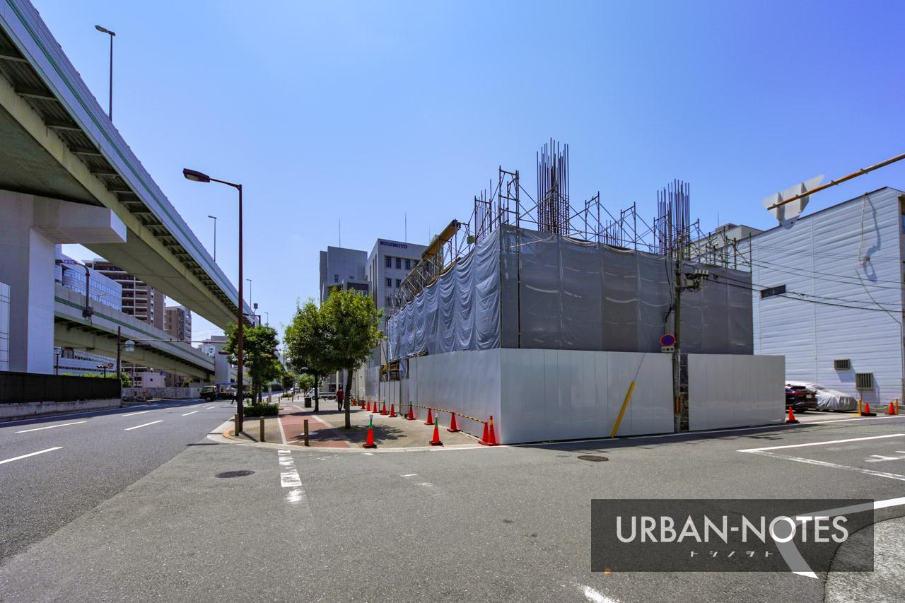 (仮称)西区立売堀5丁目計画 2021年8月 02