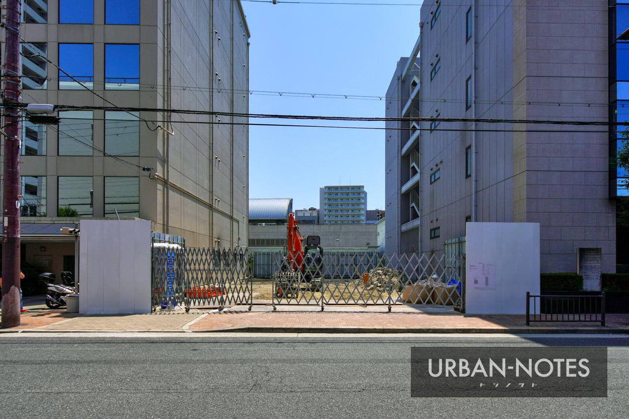 (仮称)大阪市西区京町堀2丁目計画 2021年8月 02