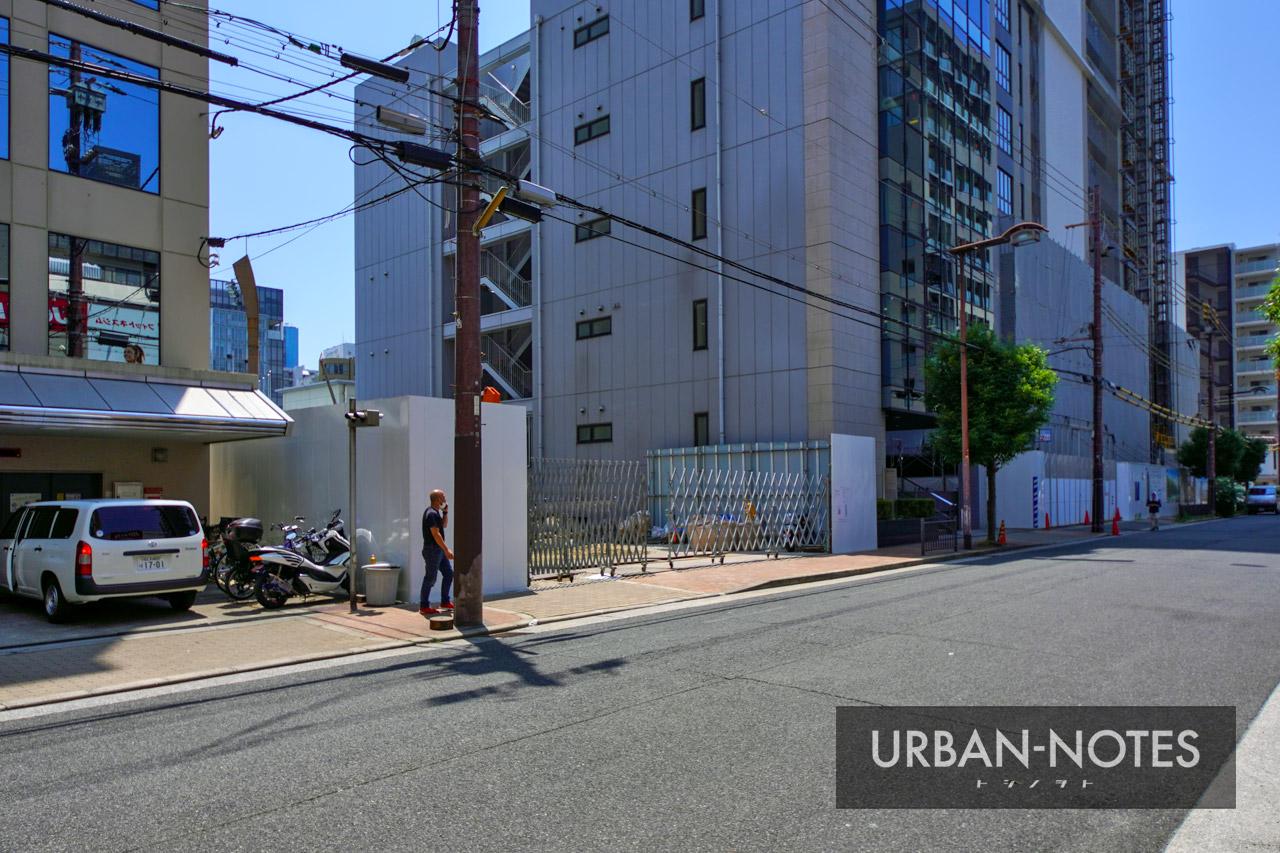 (仮称)大阪市西区京町堀2丁目計画 2021年8月 03