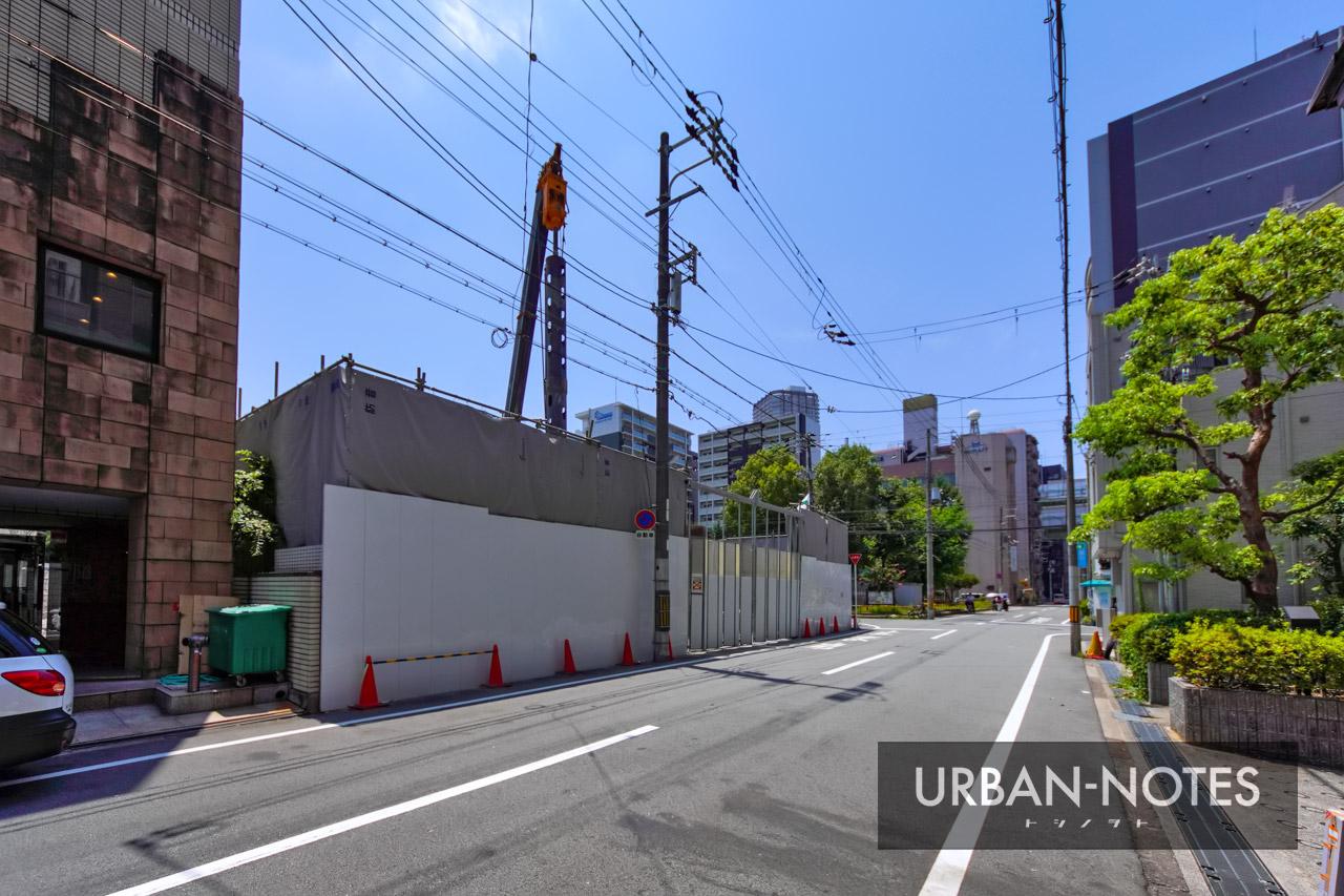 (仮称)西区京町堀3丁目53計画 2021年8月 02