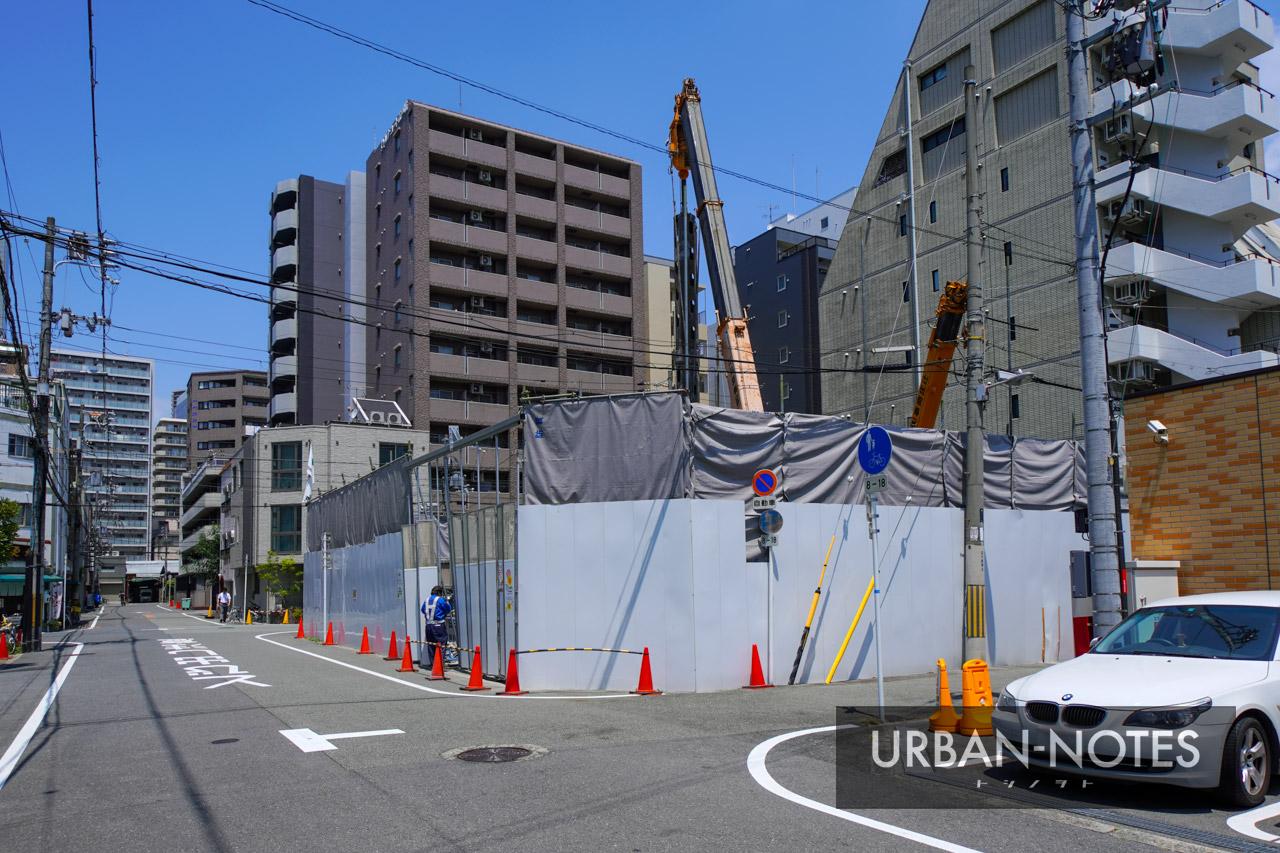 (仮称)西区京町堀3丁目53計画 2021年8月 03