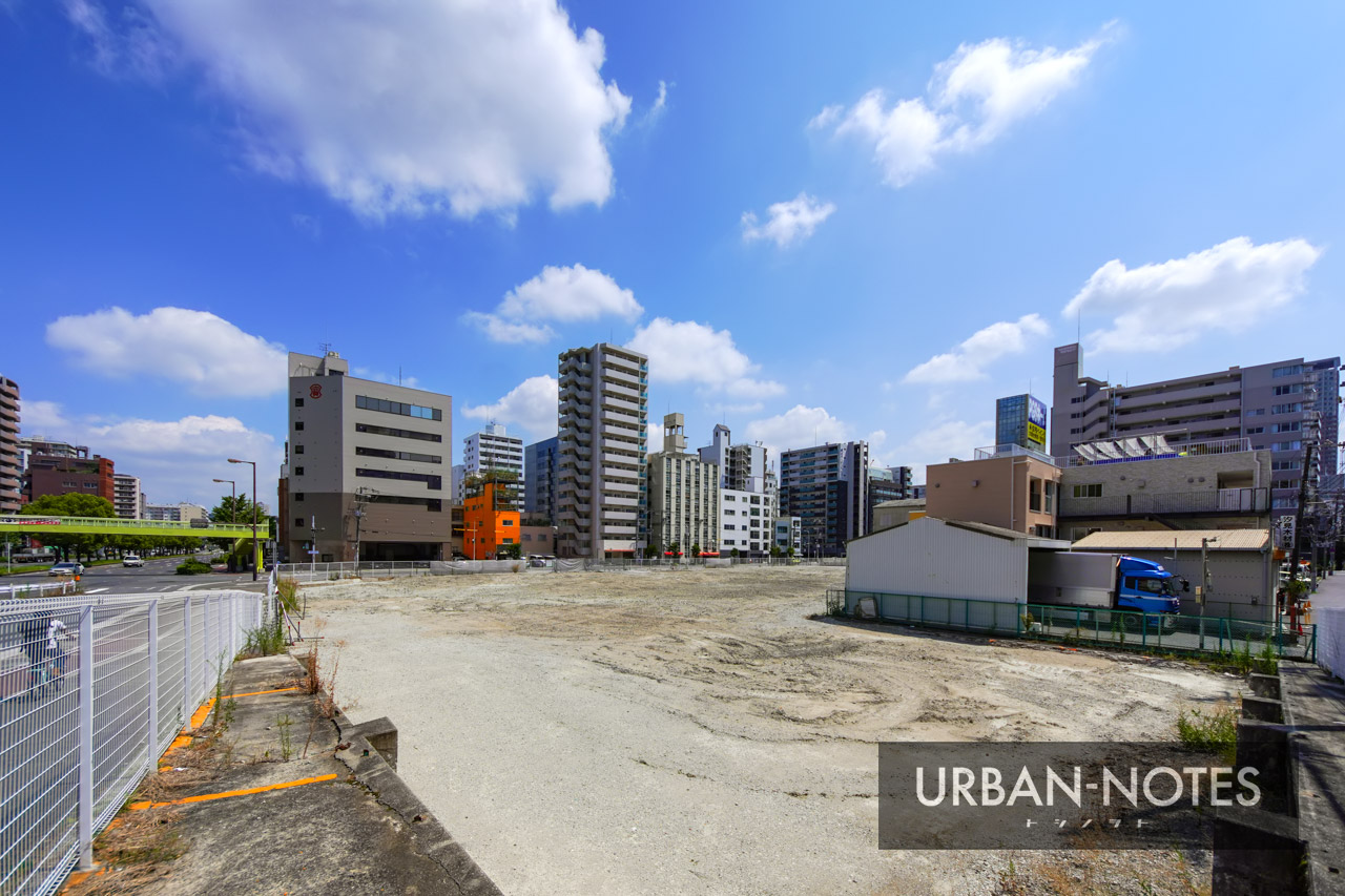 (仮称)南堀江3丁目プロジェクト 2021年8月 01
