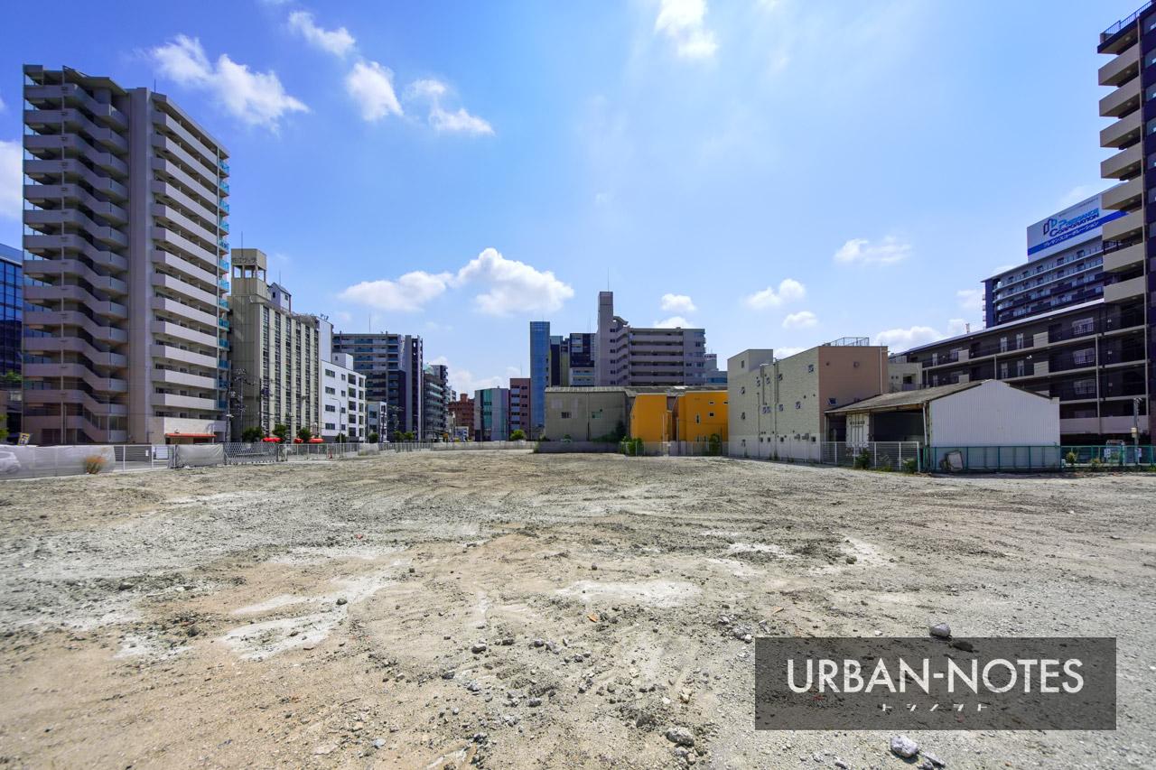 (仮称)南堀江3丁目プロジェクト 2021年8月 02