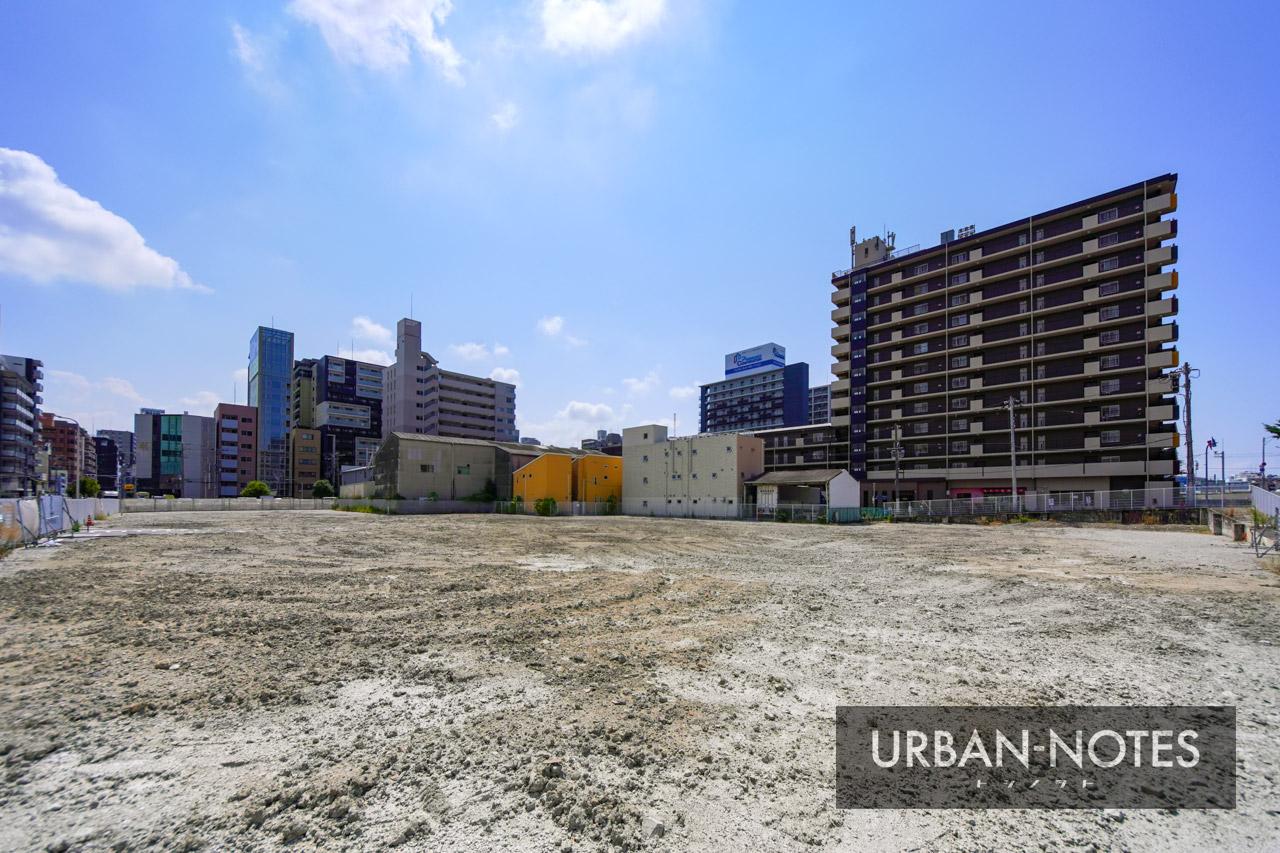 (仮称)南堀江3丁目プロジェクト 2021年8月 03