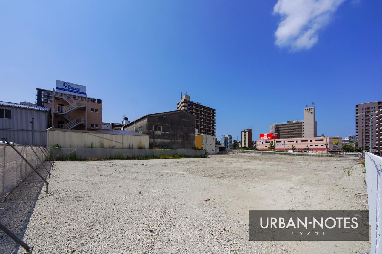 (仮称)南堀江3丁目プロジェクト 2021年8月 04