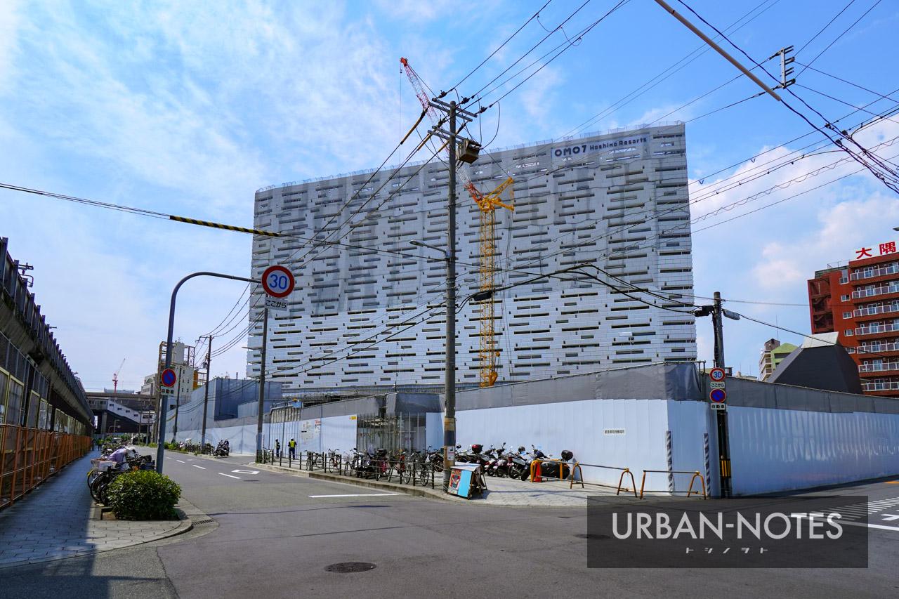 星野リゾート OMO7 大阪新今宮 2021年8月 01
