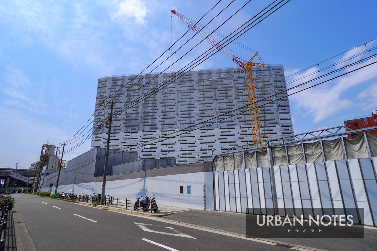 星野リゾート OMO7 大阪新今宮 2021年8月 02