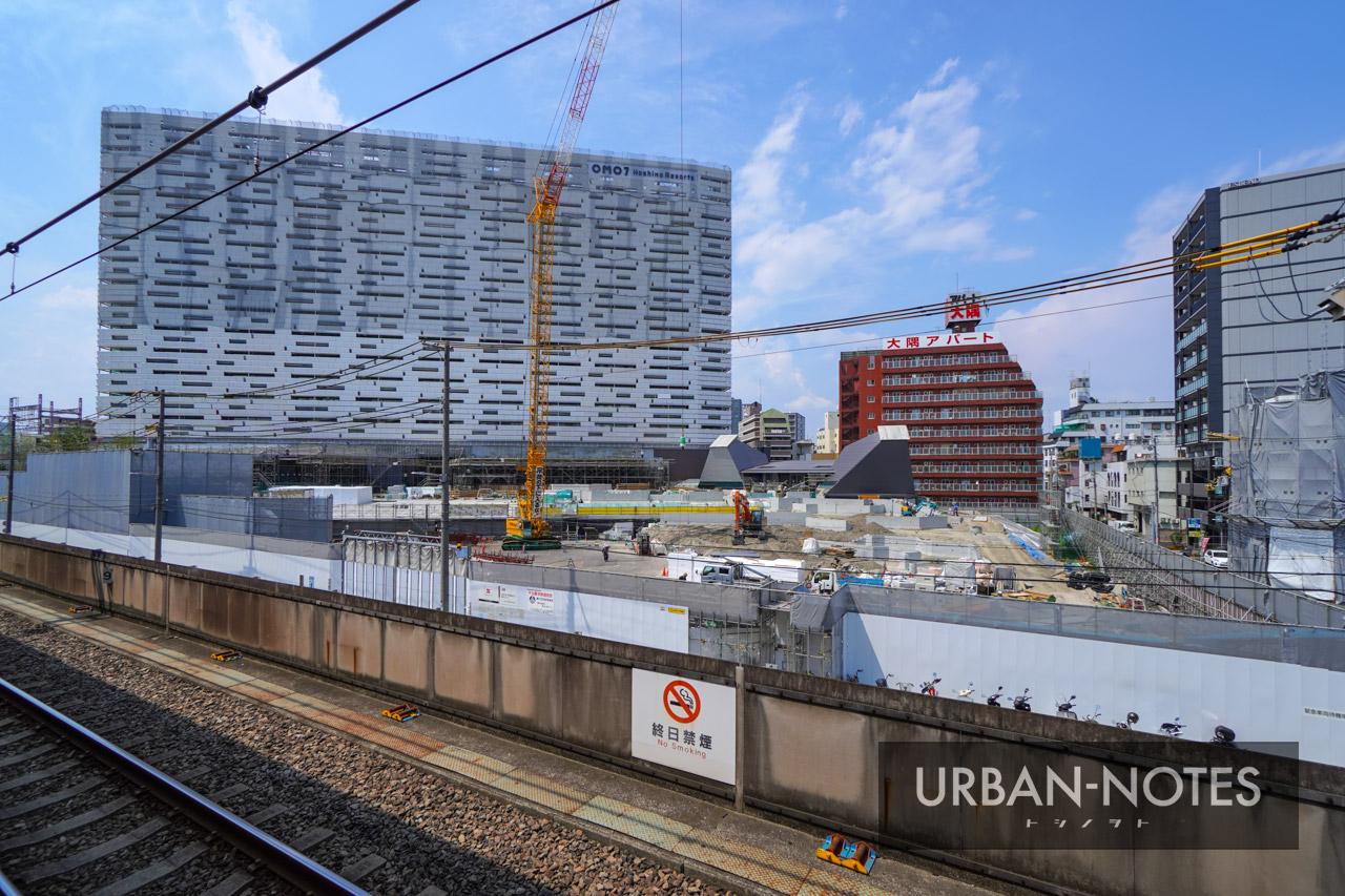 星野リゾート OMO7 大阪新今宮 2021年8月 09