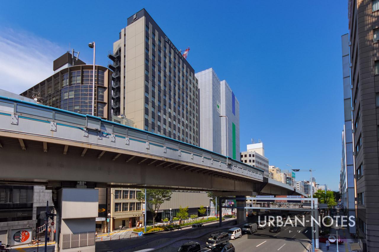 新曽根崎ビル(仮称) 曽根崎データセンター 2021年7月 07