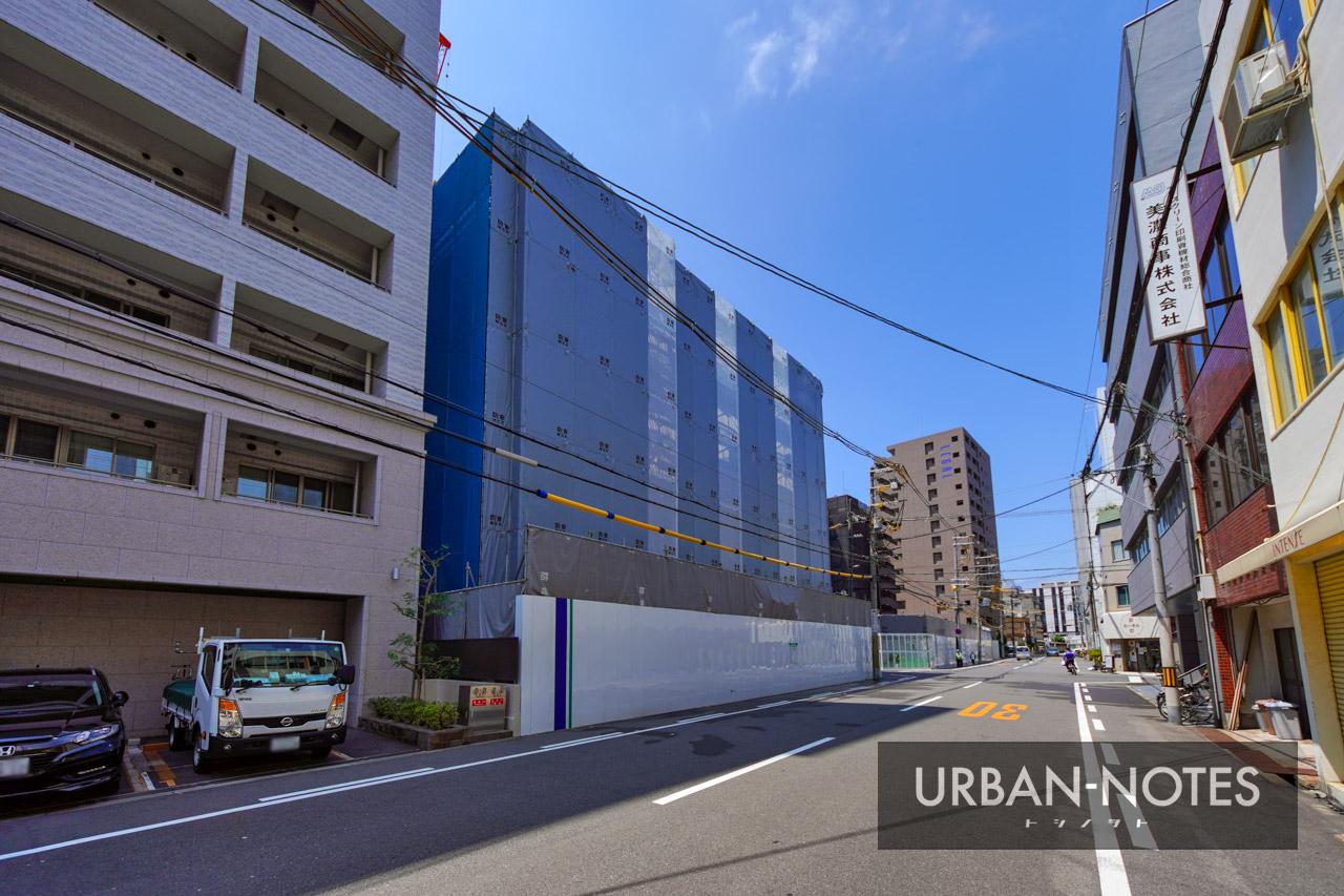 (仮称)大阪市西区新町3丁目東敷地計画 2021年8月 03