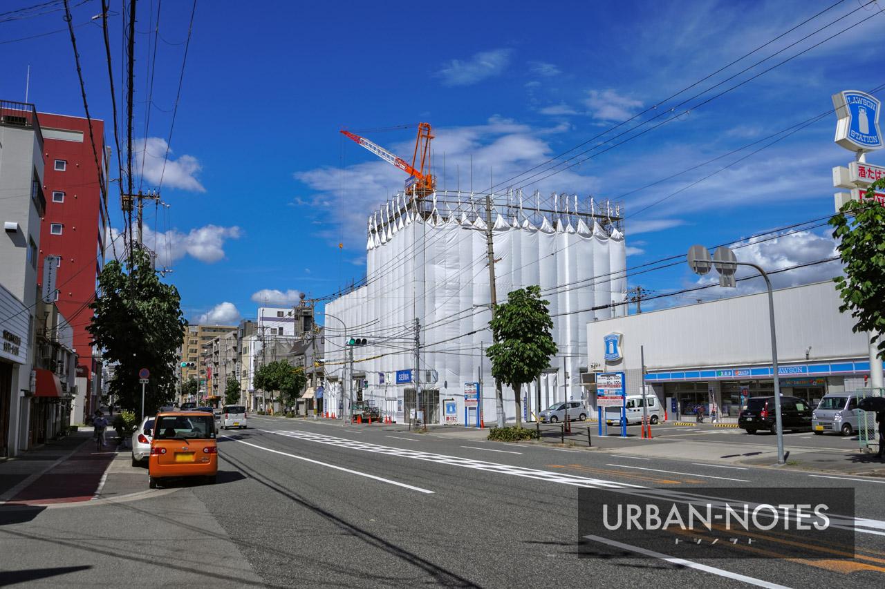 (仮称)東成区玉津2丁目プロジェクト 2021年8月 01