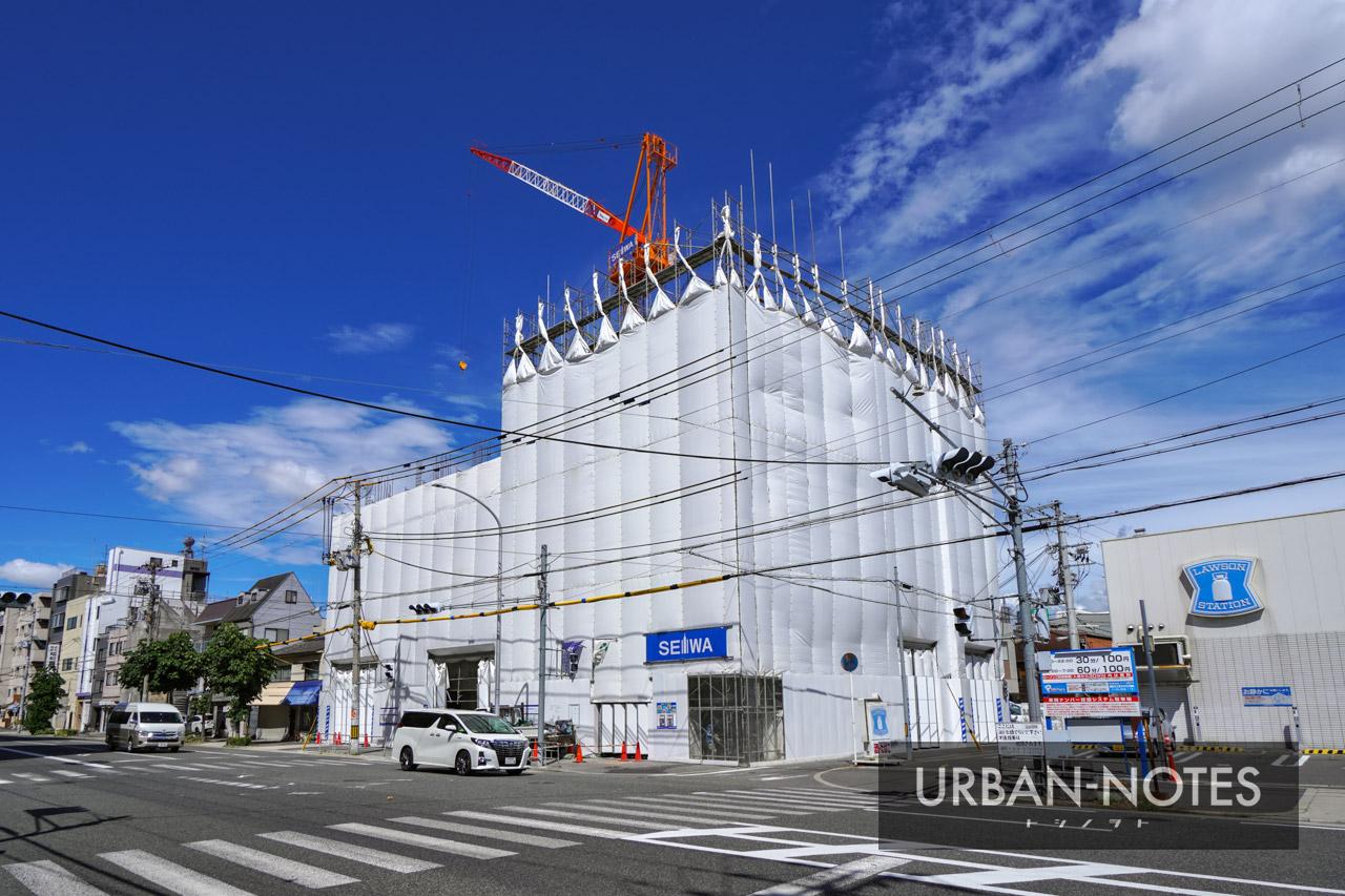 (仮称)東成区玉津2丁目プロジェクト 2021年8月 02
